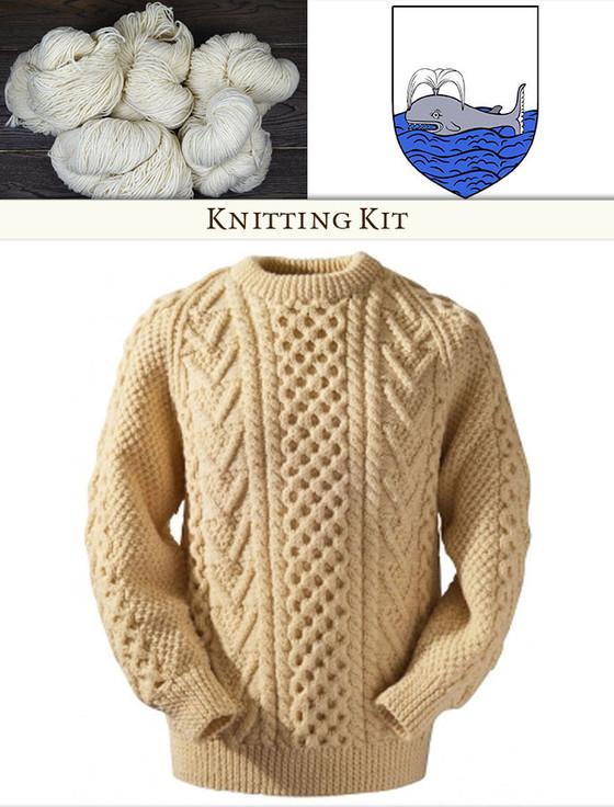 Cahill Knitting Kit