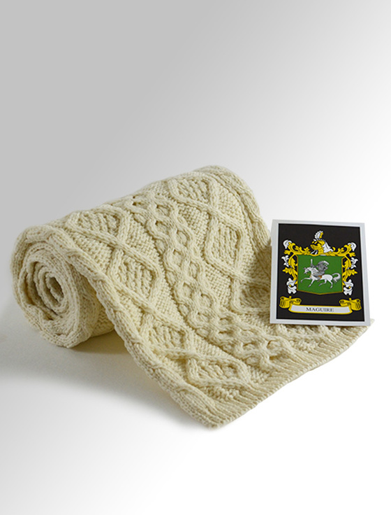 Maguire Clan Scarf