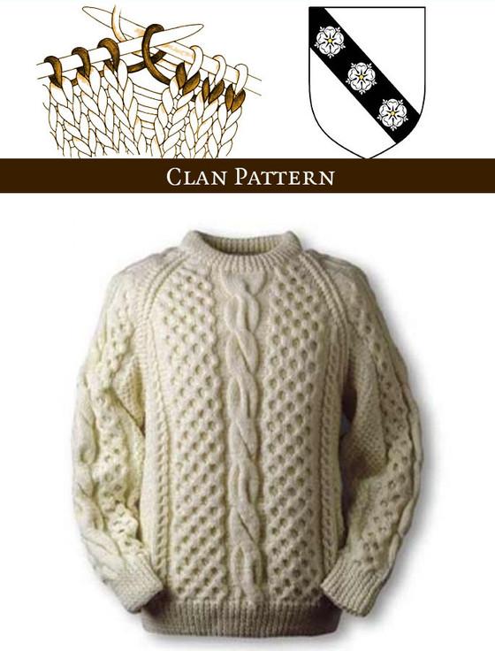Carey Knitting Pattern