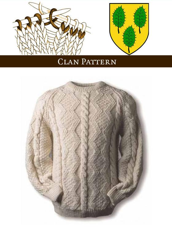 Clarke Knitting Pattern