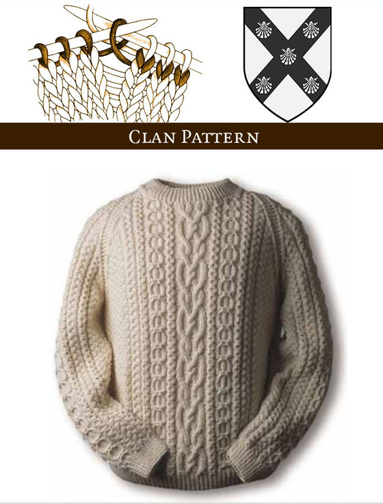 Connolly Knitting Pattern