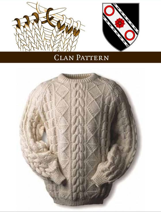 Conway Knitting Pattern