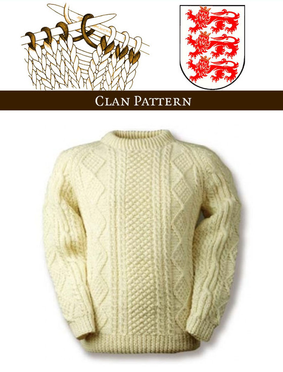 Coughlan Knitting Pattern