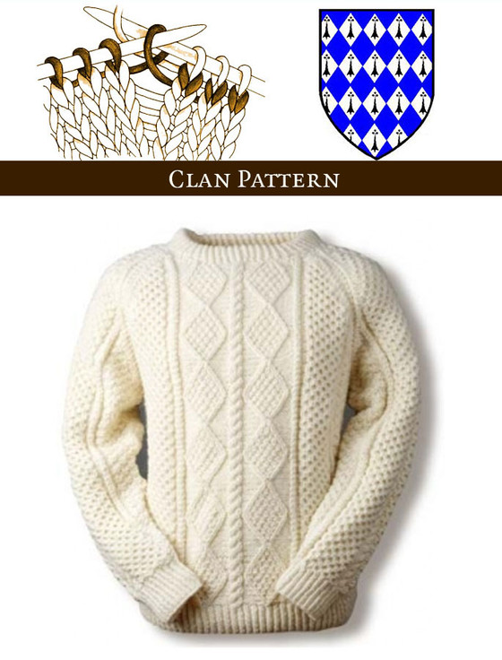 Cronin Knitting Pattern
