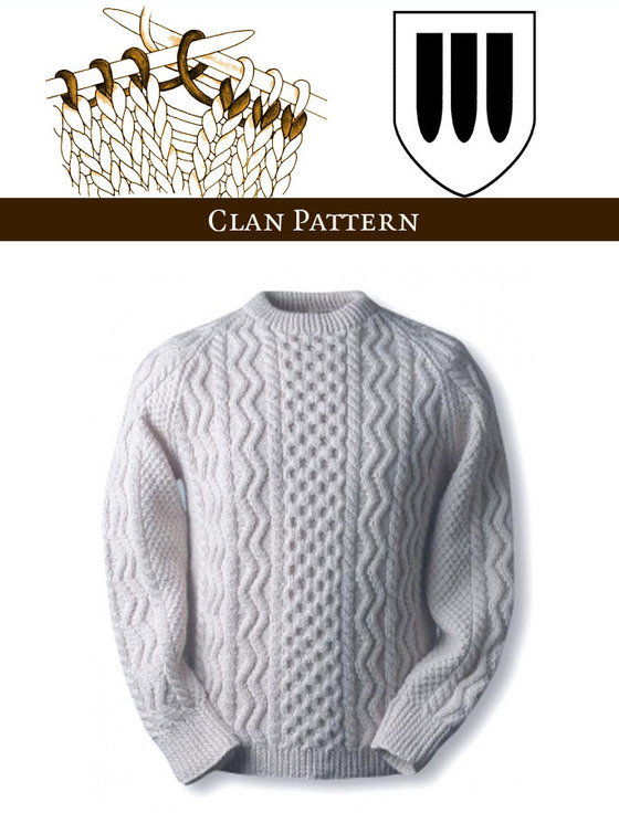 Curran Knitting Pattern