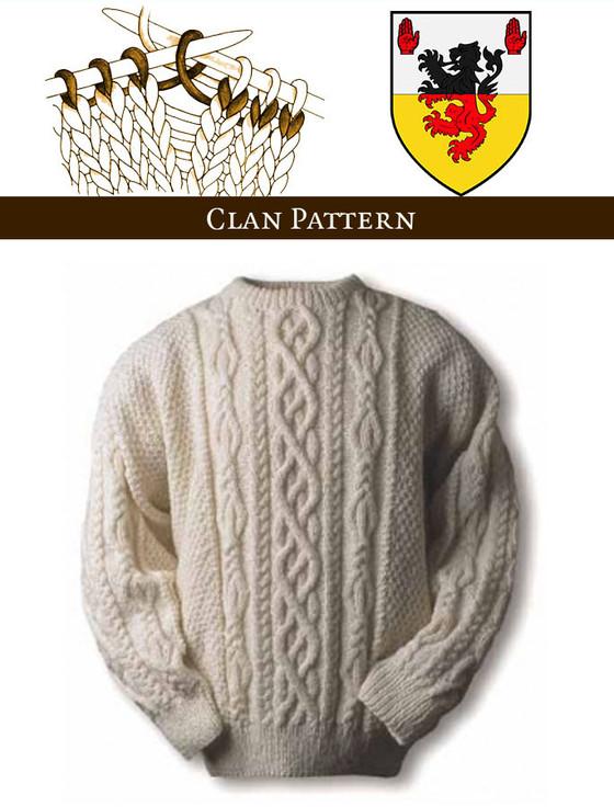 Daly Knitting Pattern