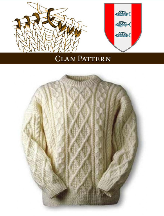 Delaney Knitting Pattern