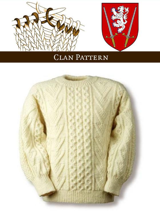 Dempsey Knitting Pattern
