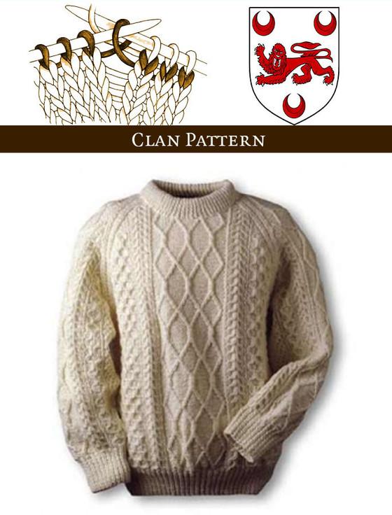 Dillon Knitting Pattern