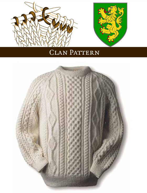 Duffy Knitting Pattern