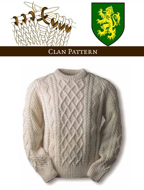 Farrell Knitting Pattern