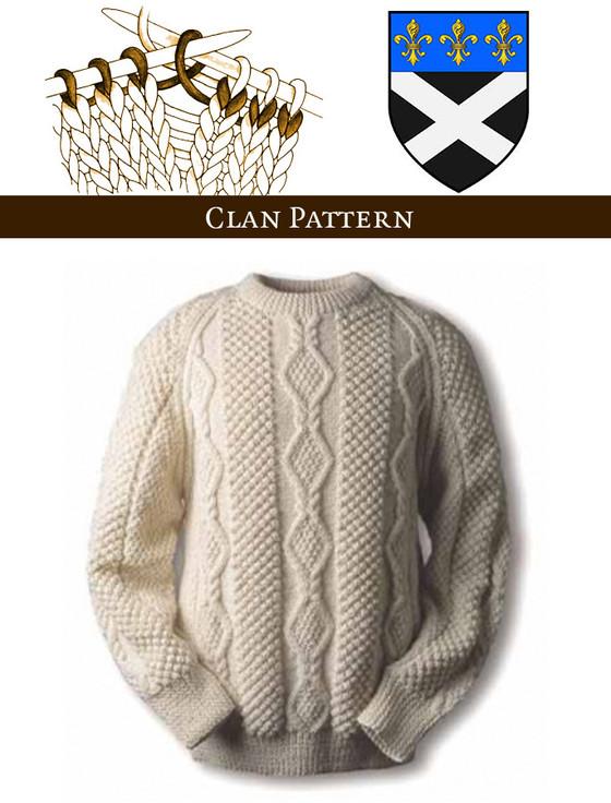 Fitzpatrick Knitting Pattern