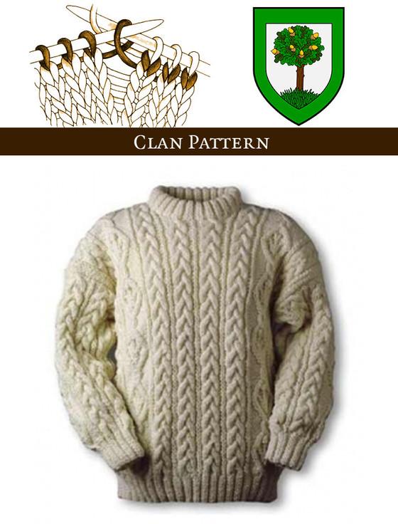 Flanagan Knitting Pattern