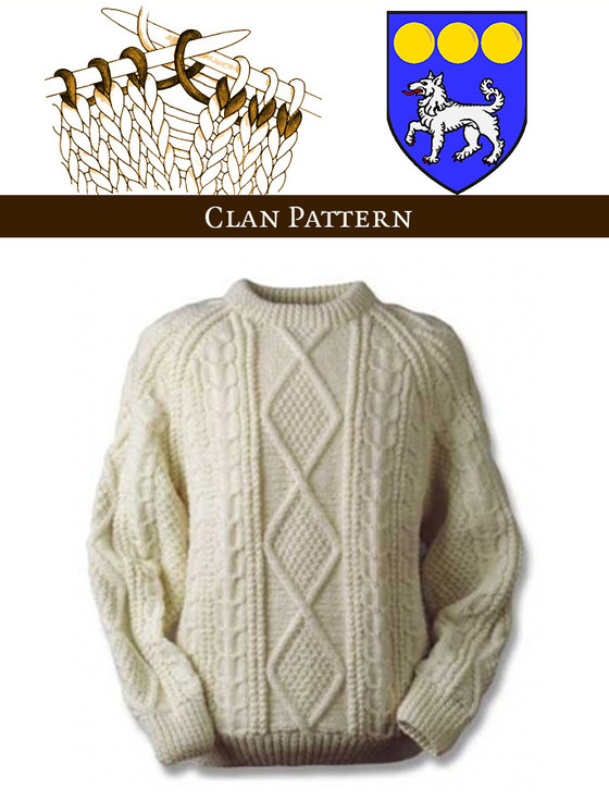 Flynn Knitting Pattern