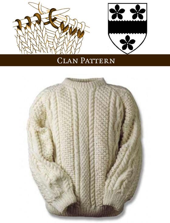 Foley Knitting Pattern
