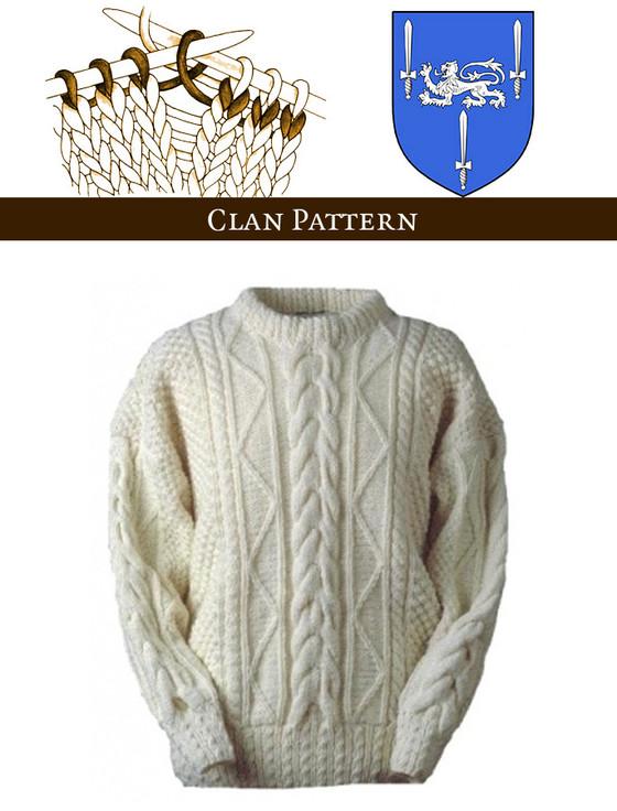 Gorman Knitting Pattern