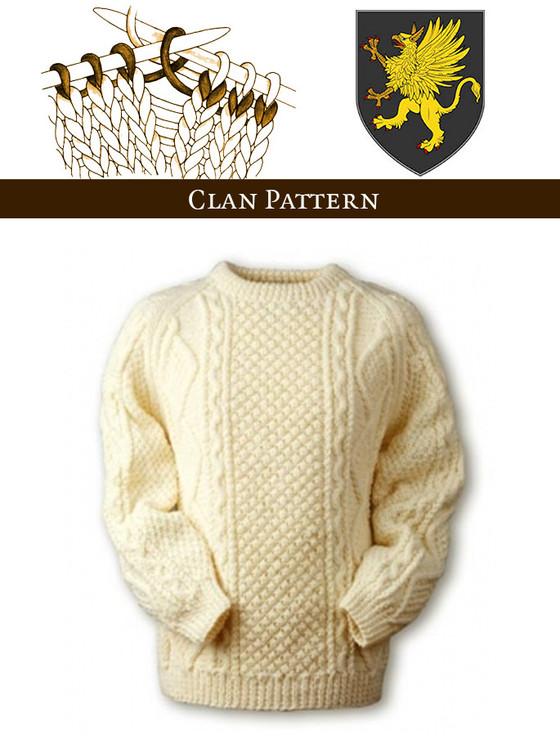Griffin Knitting Pattern