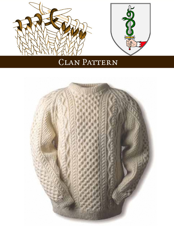 Hayes Knitting Pattern