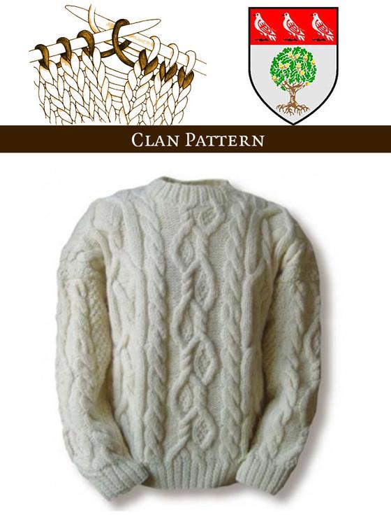 Hegarty Knitting Pattern