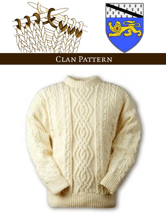 Hickey Knitting Pattern