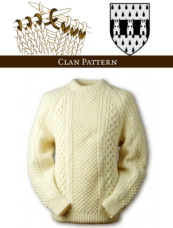 Higgins Knitting Pattern