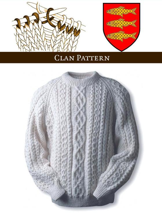 Kane Knitting Pattern