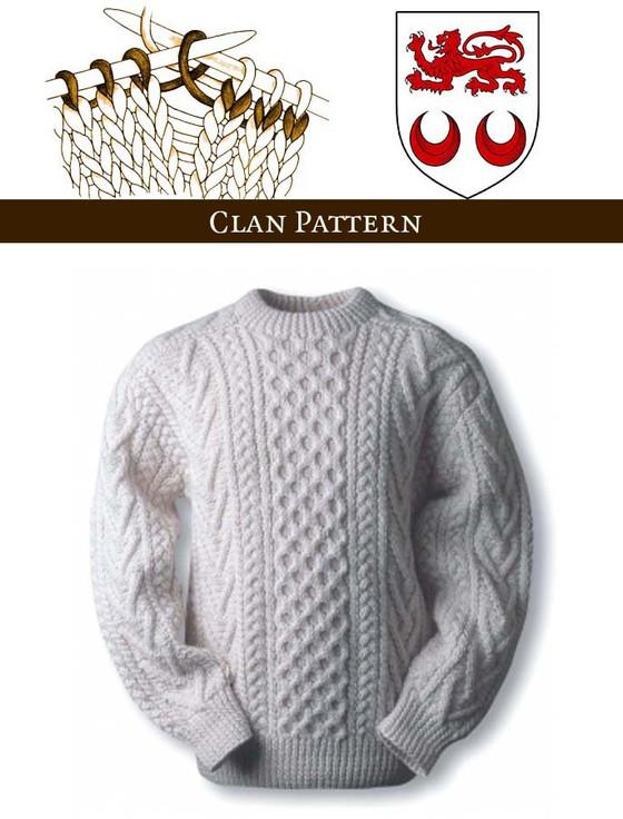 Kavanagh Knitting Pattern