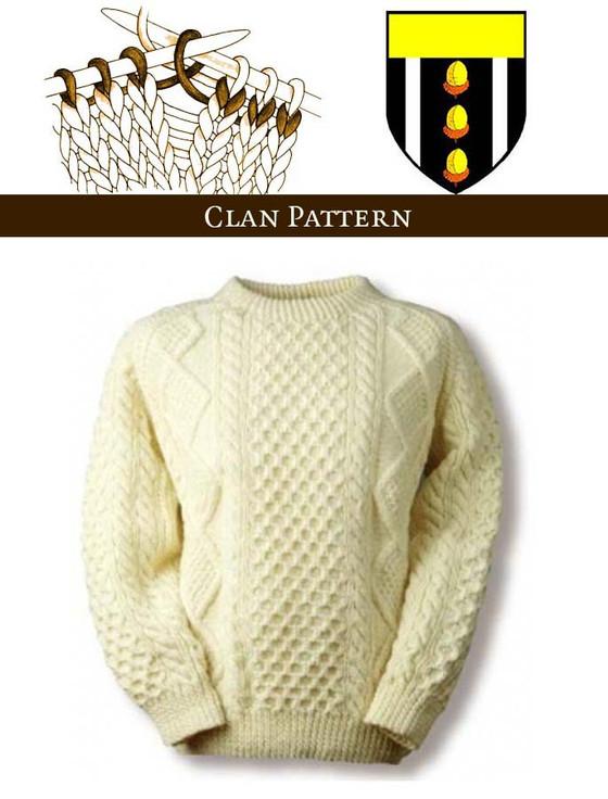 Kelleher Knitting Pattern