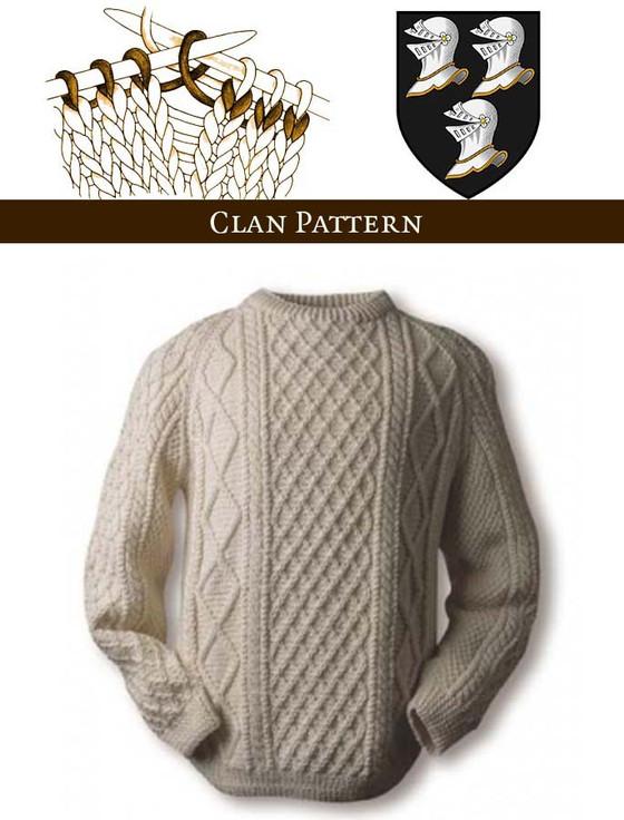 Kennedy Knitting Pattern