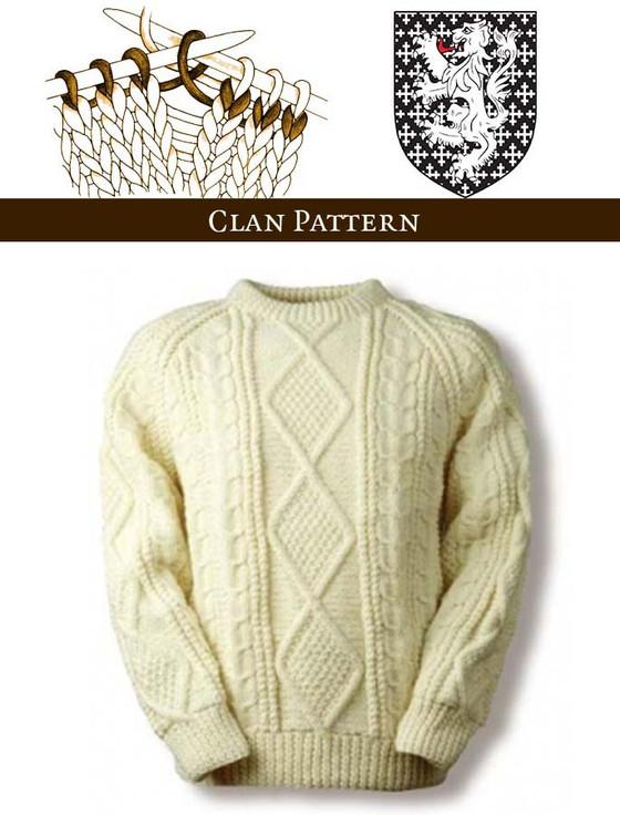 Long Knitting Pattern