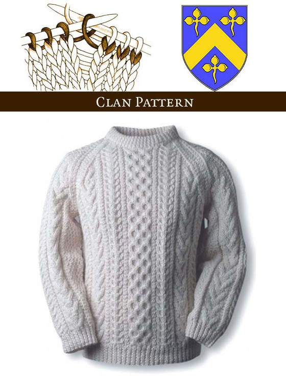 Lynch Knitting Pattern