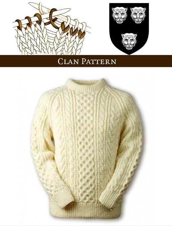 Magee Knitting Pattern