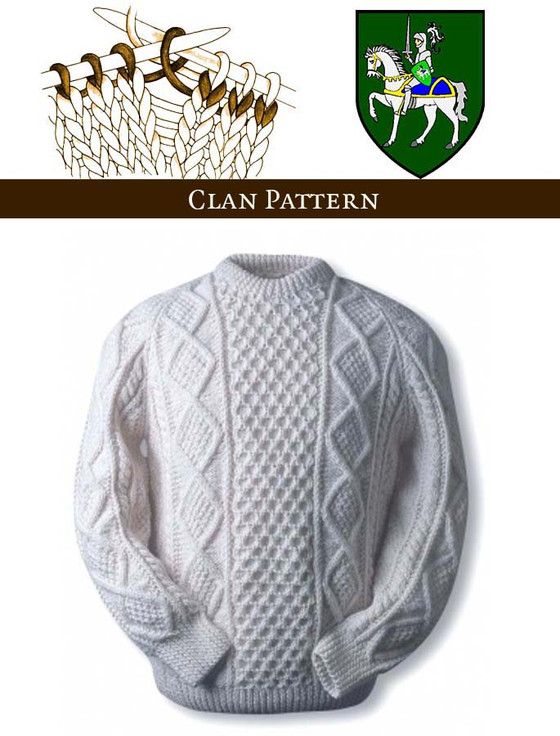 Maguire Knitting Pattern
