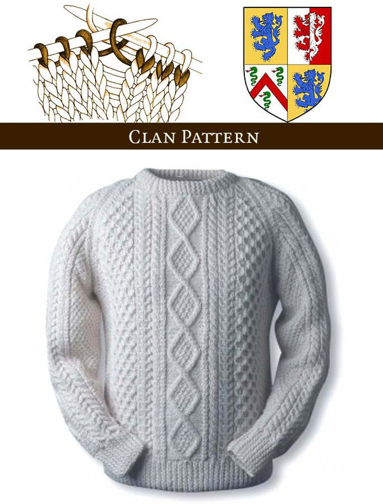 Mahony Knitting Pattern