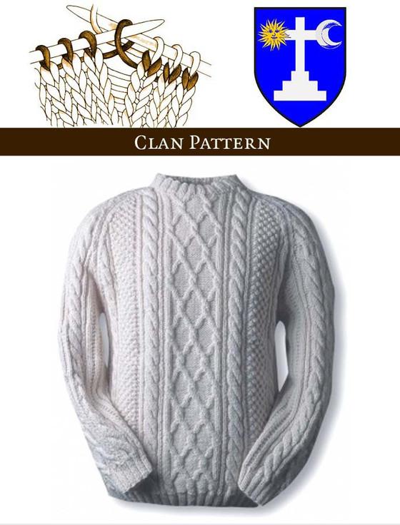 Martin Knitting Pattern