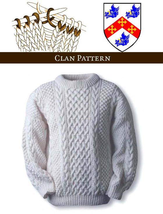 Mc Dermott Knitting Pattern