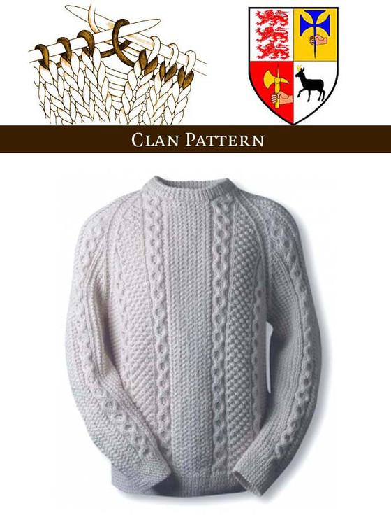 Mc Grath Knitting Pattern