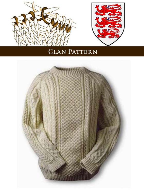 Mc Mahon Knitting Pattern