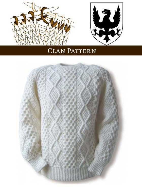 Moriarty Knitting Pattern