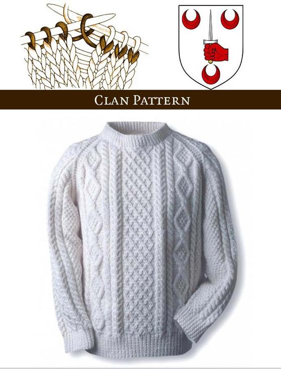 Mullen Knitting Pattern