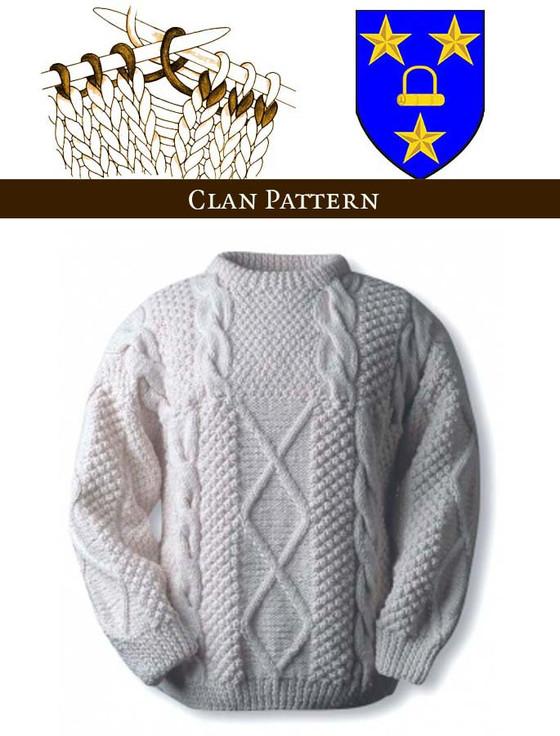 Murray Knitting Pattern