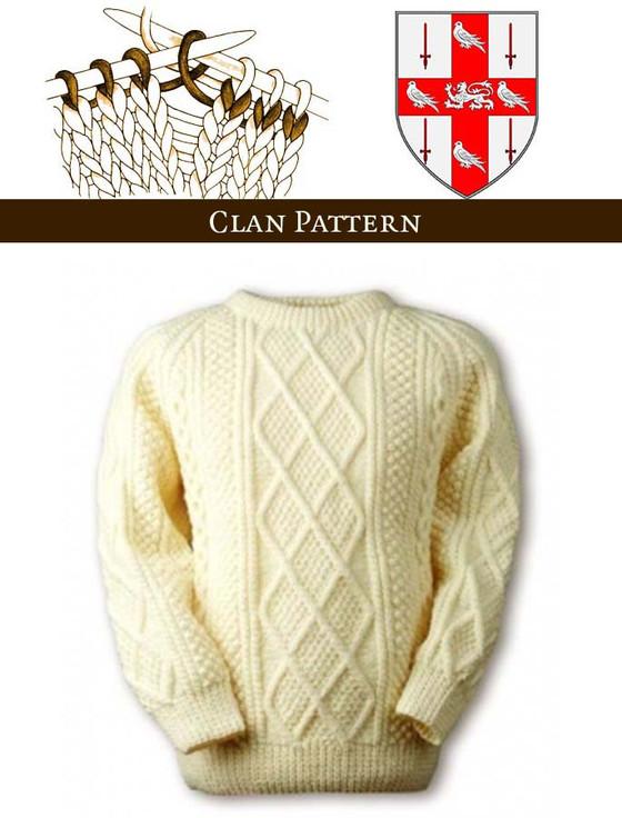 Nolan Knitting Pattern