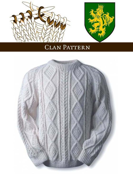 O'Connor Knitting Pattern