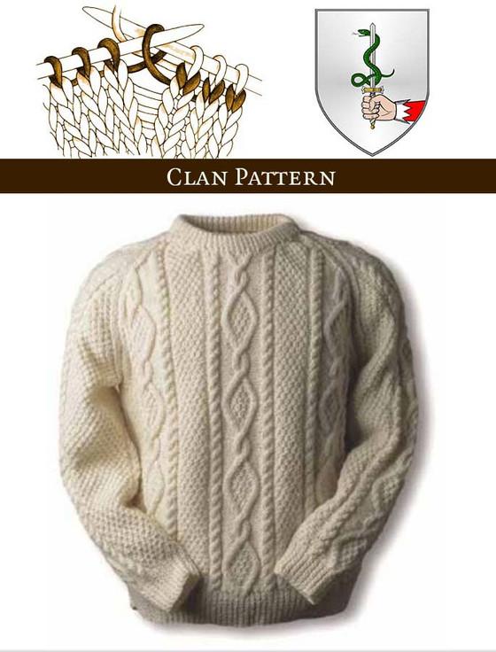 O'Donovan Knitting Pattern