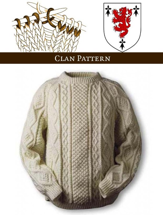 O'Dwyer Knitting Pattern