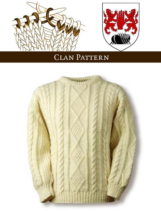 O'Flaherty Knitting Pattern