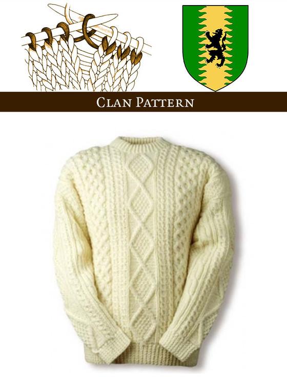 O'Hara Knitting Pattern