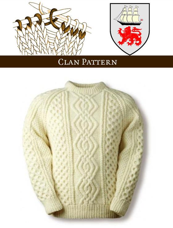 O'Leary Knitting Pattern
