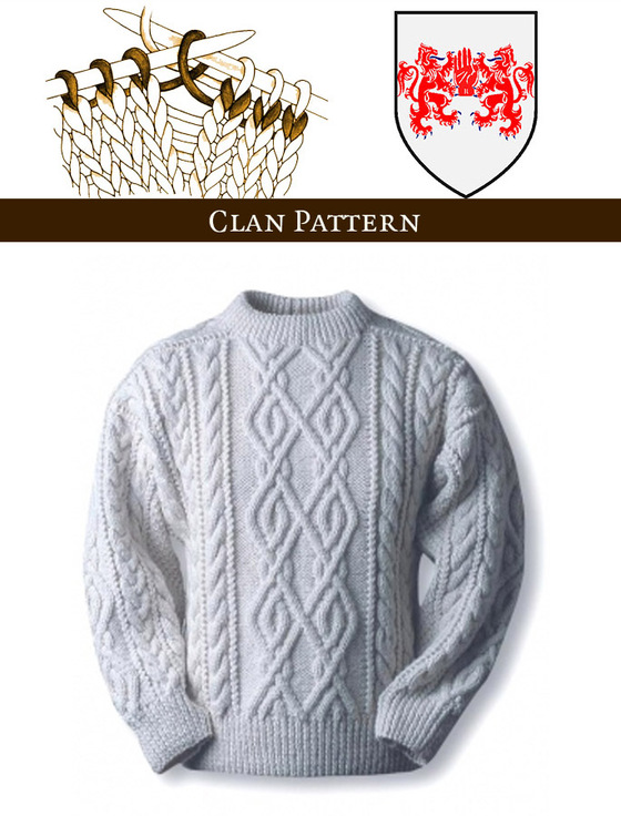 O'Neill Knitting Pattern