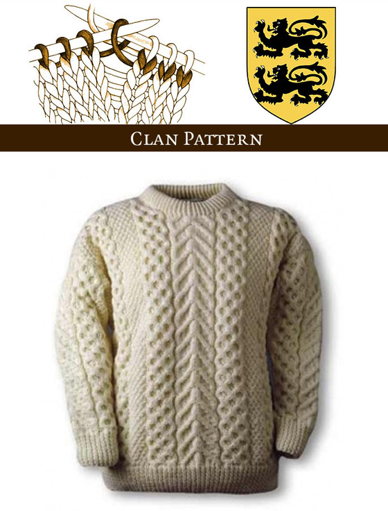 O'Rourke Knitting Pattern